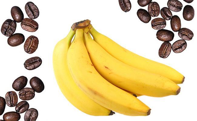 Receta de batido de plátanos y café: una inyección de