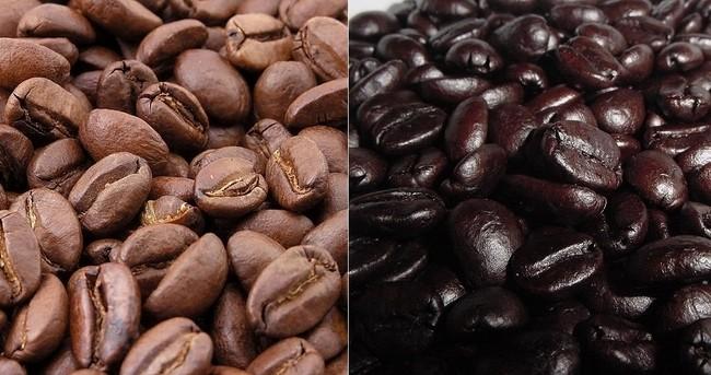 Diferencia entre el cafe natural y torrefacto