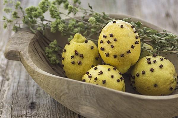 Diy crea un precioso centro de mesa con fruta que - Ambientador natural para casa ...