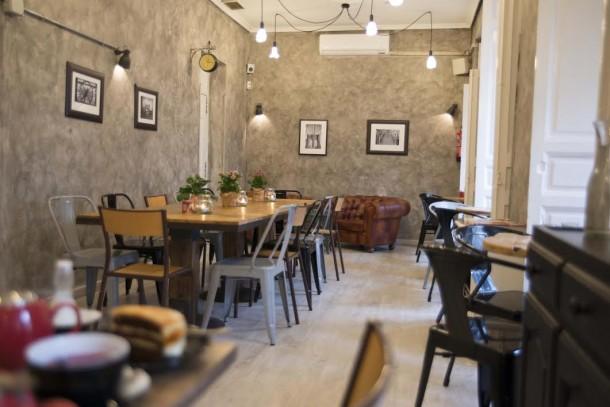 mur cafe espacio