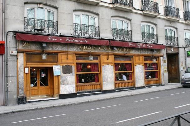 Fachada Café_Gijón