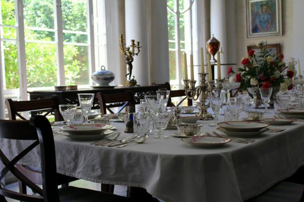 comida invitados