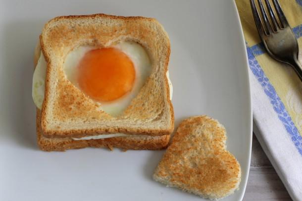 dile cuanto le quieres al desayunar