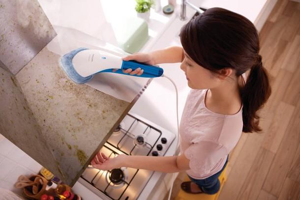 C mo limpiar la cocina sin dejar ni rastro de grasa mi mundo philips - Como limpiar la campana de la cocina ...
