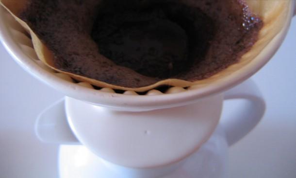 cafe americano goteo