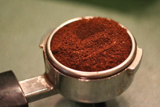 Posos del café