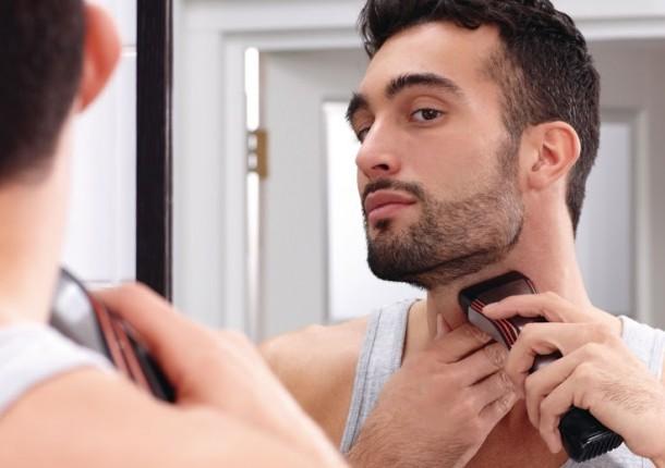 Perfilador de barba Philips QS6140 Uso04