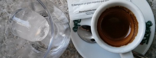 formas de tomar cafe