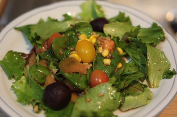 formas de disfrutar de las ensaladas