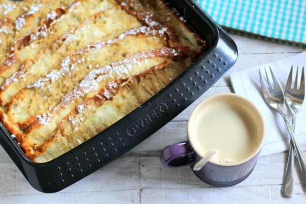 Puddin de café y brioche