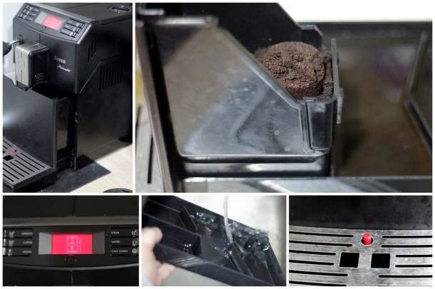 mantenimiento limpieza cafetera philips