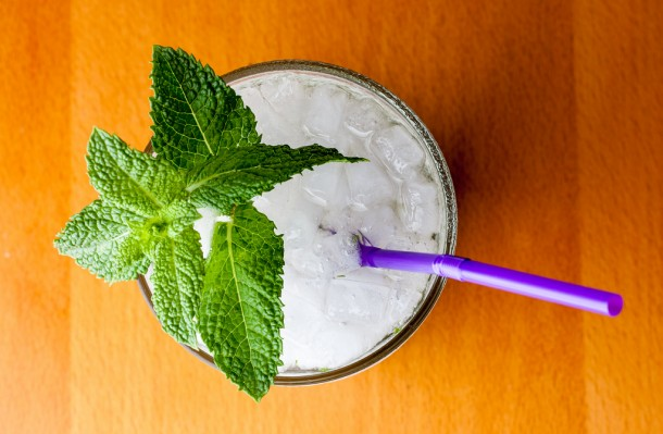 Mojito cocktail de verano