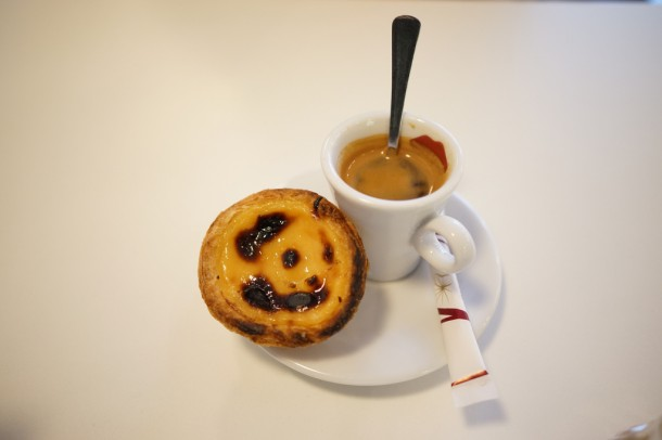 café de portugal