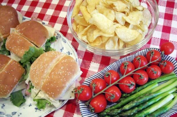 Qu comer de picnic ideas para comer al aire libre - Comida para llevar de picnic ...