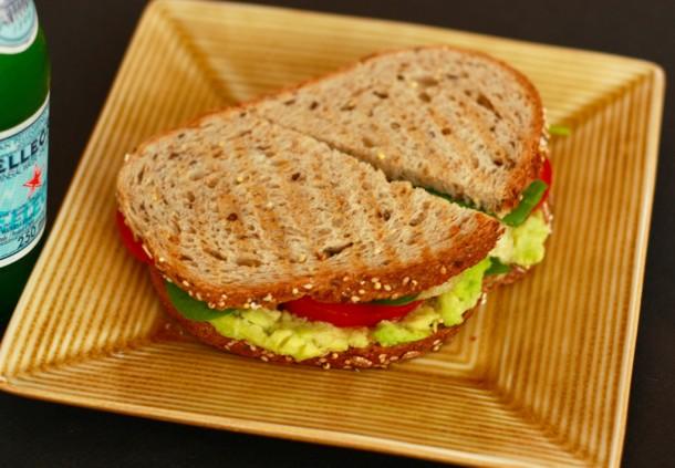 sándwiches para cenar