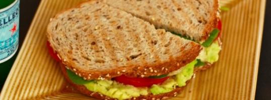 sandwiches cenar ligero
