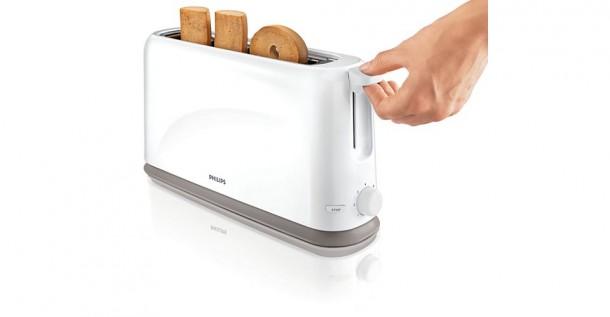 Tostador para hacer tostadas para el desayuno