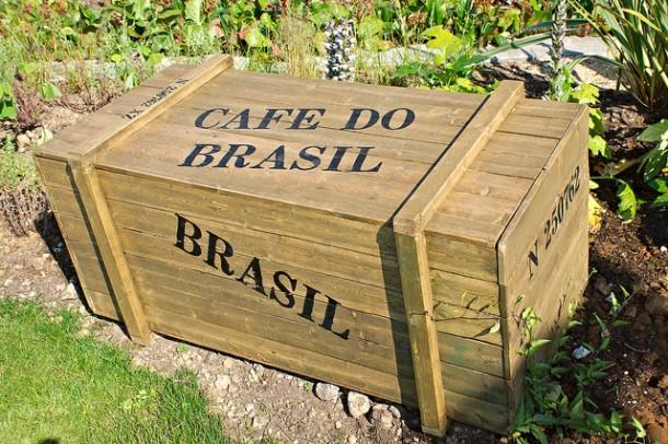 cafes del mundo café de Brasil