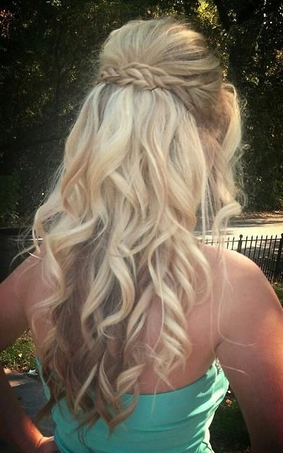 Long-Curly-Hairstyles-2014-Waterfall-braid-with-curls-for-prom