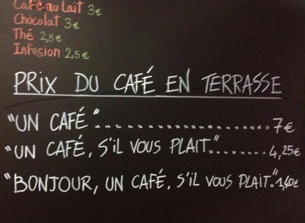 cafe amabilidad