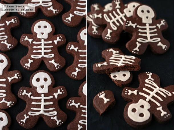 ideas terroríficas para cocinar en Halloween
