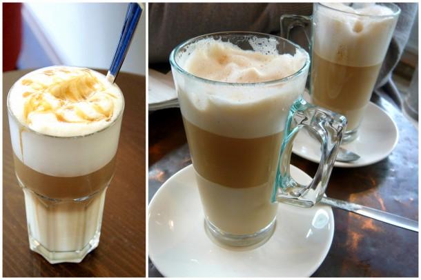 cafe en italia latte macchiato