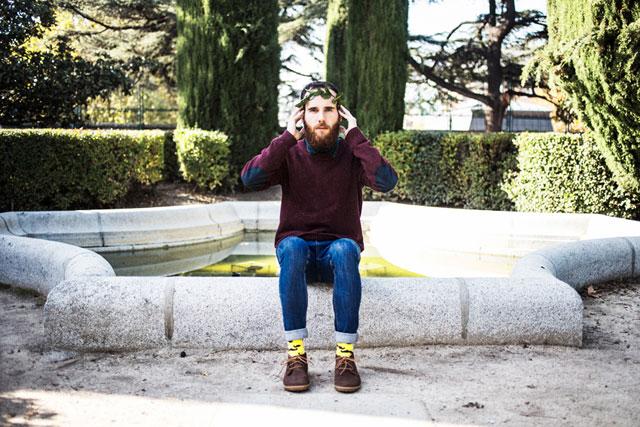 Looks de otoño de bloggers masculinos