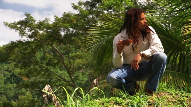 cafe jamaicano de Bob Marley