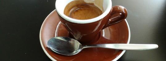 genoma del café taza de cafe