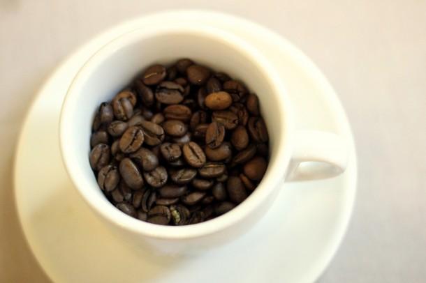 mantener las propiedades del café en grano