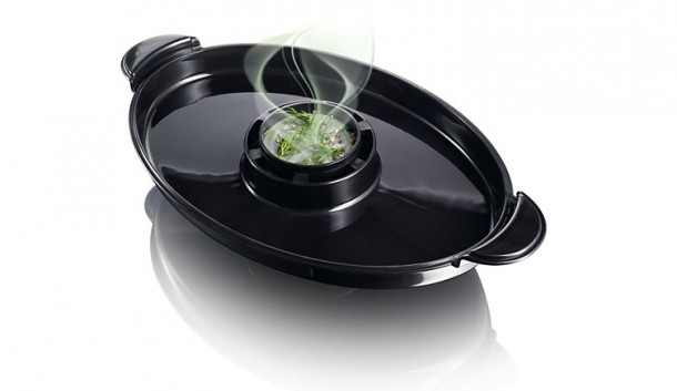 cocinar recetas ligeras al vapor