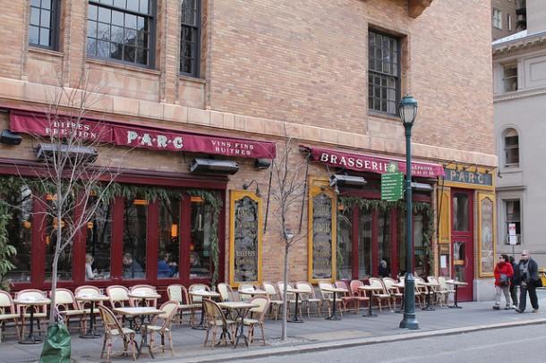 formas de tomar café en París