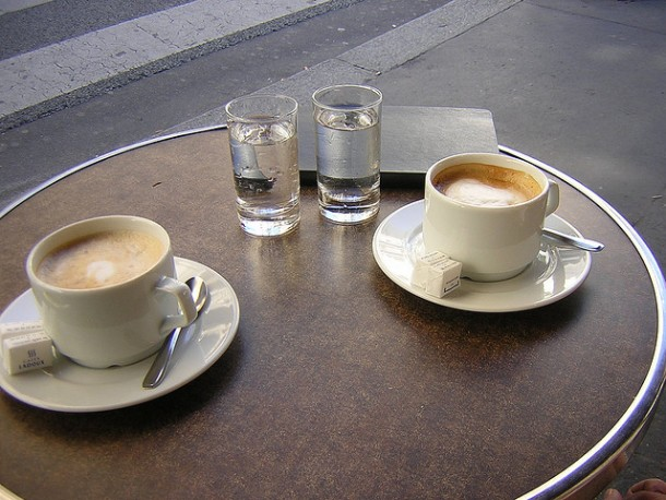 como pedir un café en Francia
