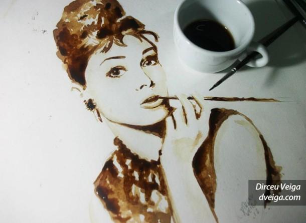 café y arte Audrey