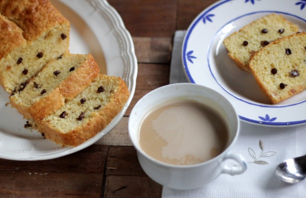 receta de plumcake casero