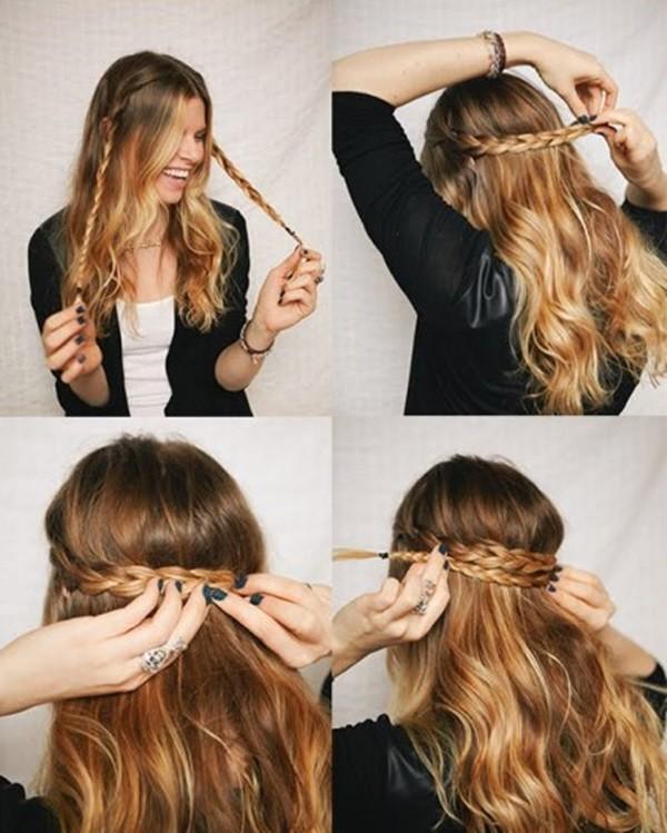 Súper fácil peinados años 70 Imagen de ideas de color de pelo - Los peinados de los años 70 que se pueden lucir en el ...