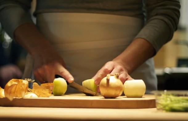 utensilios de cocina abuela