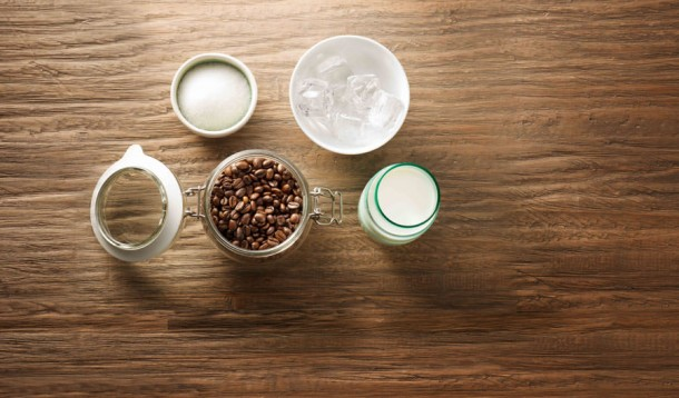 ingredientes cappuccino freddo