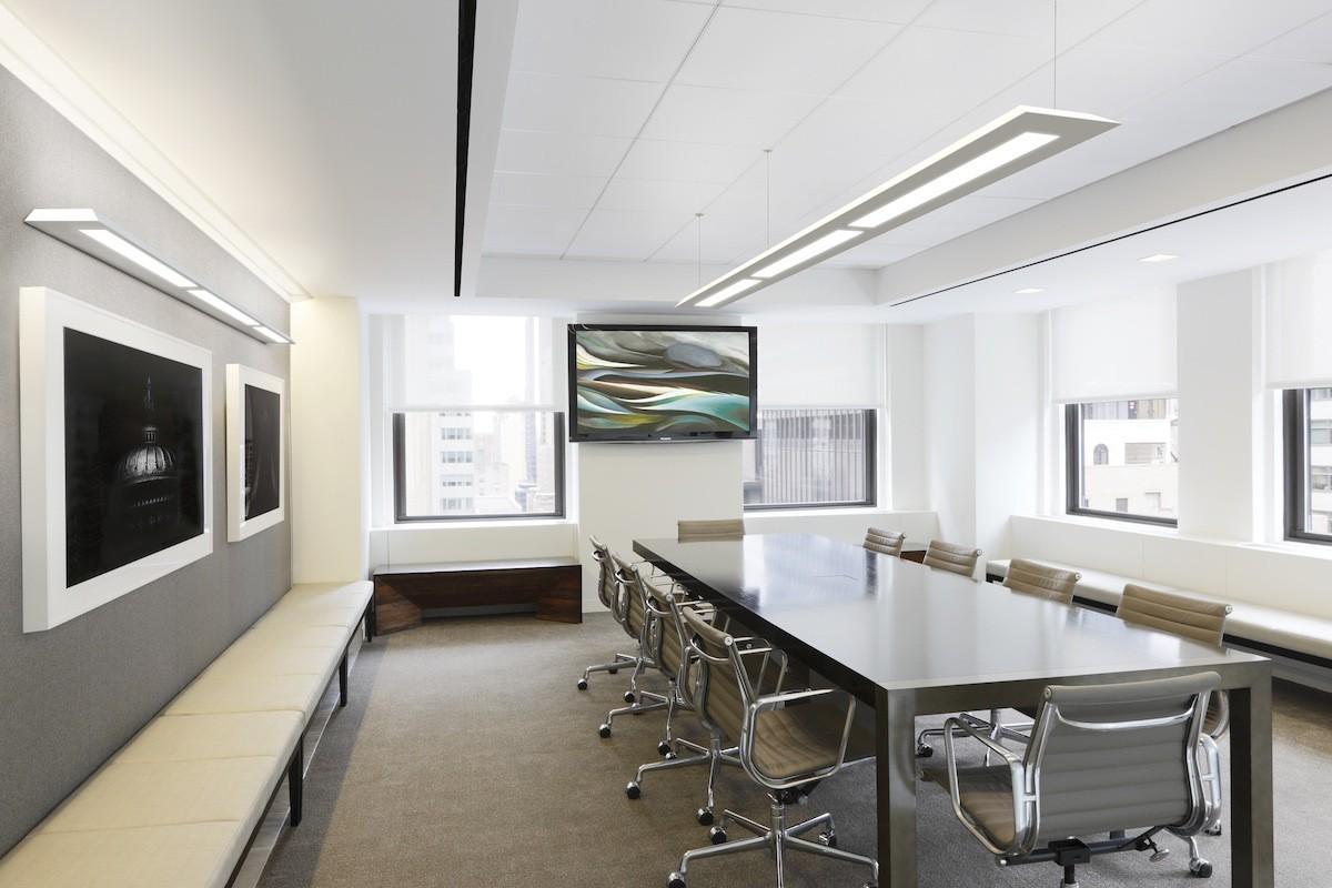 C mo ser la iluminaci n en las oficinas en el futuro - Sistemas de iluminacion interior ...