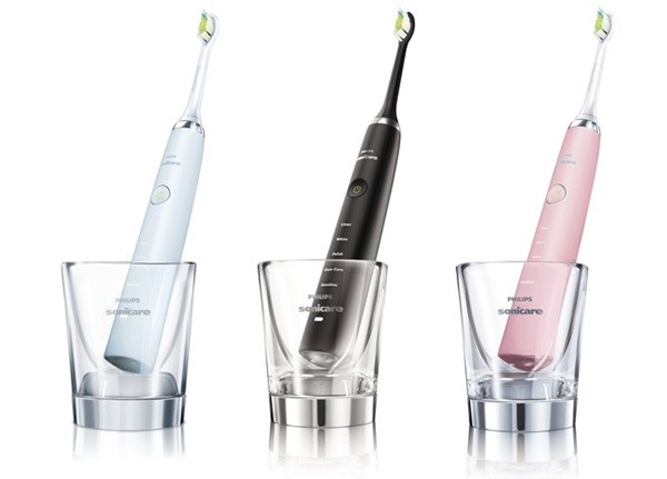 Cepillo dental Philips Sonicare DiamondClean Gama