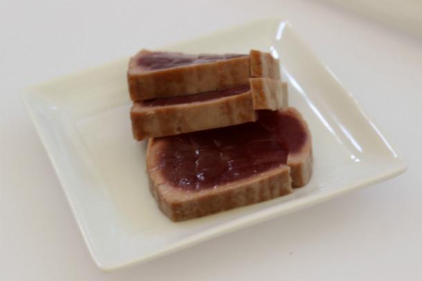 tataki cocinar con pescado