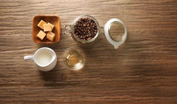 ingredientes caramel macchiato