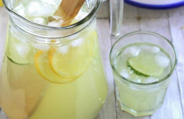 receta de limonada y naranjada casera