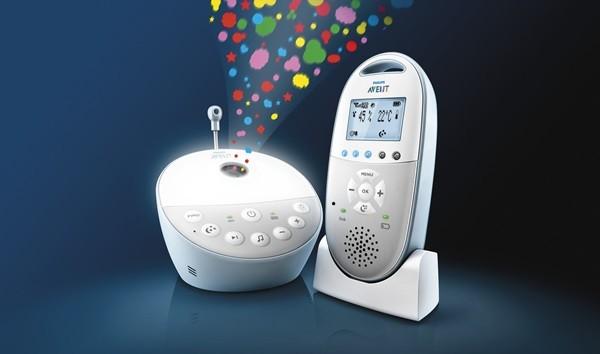 VigilabebÇs digital Philips AVENT SCD580 Producto01