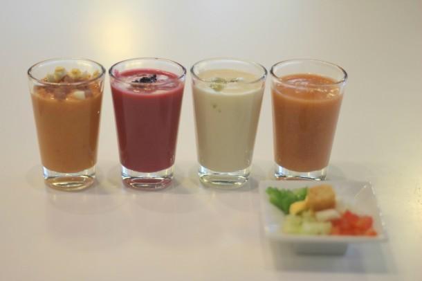 combatir el calor con recetas frías