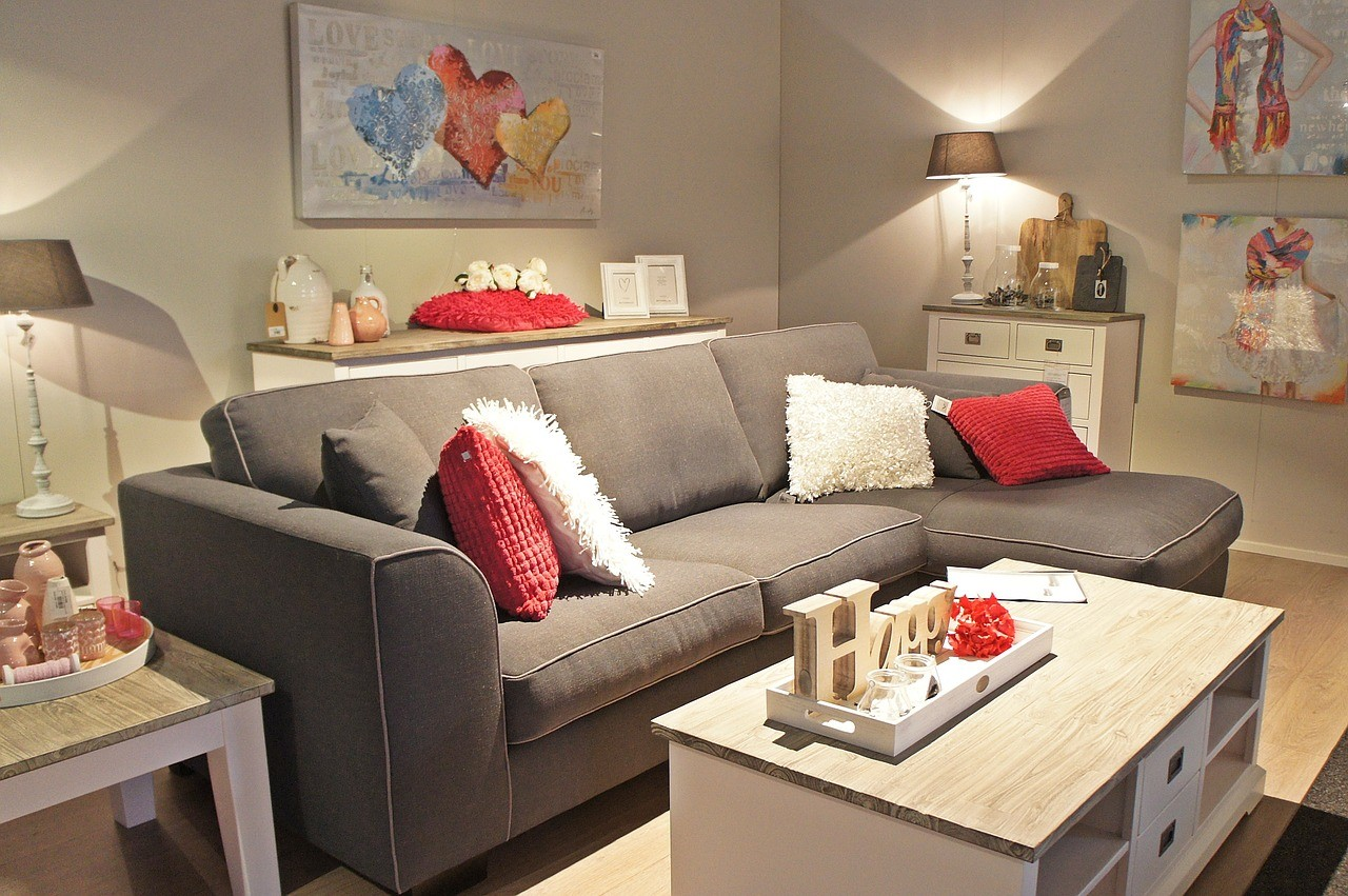 9 claves para iluminar correctamente una sala de estar con - Focos para salon ...