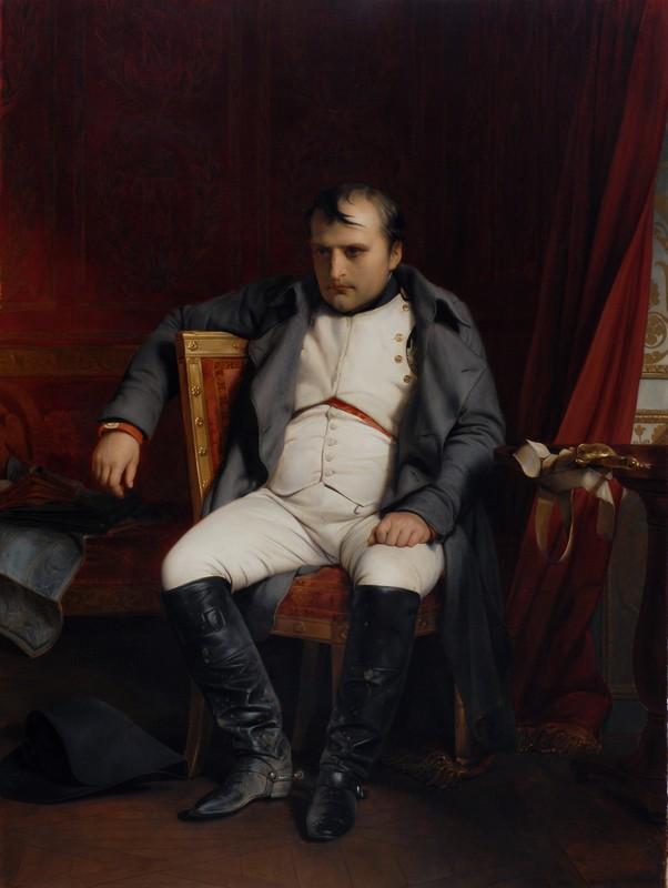 napoleón y el café