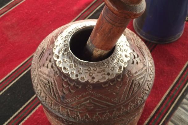 moler café árabe