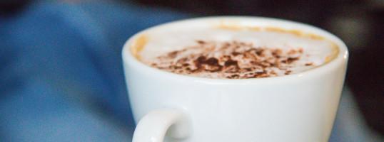 preparar café cappuccino