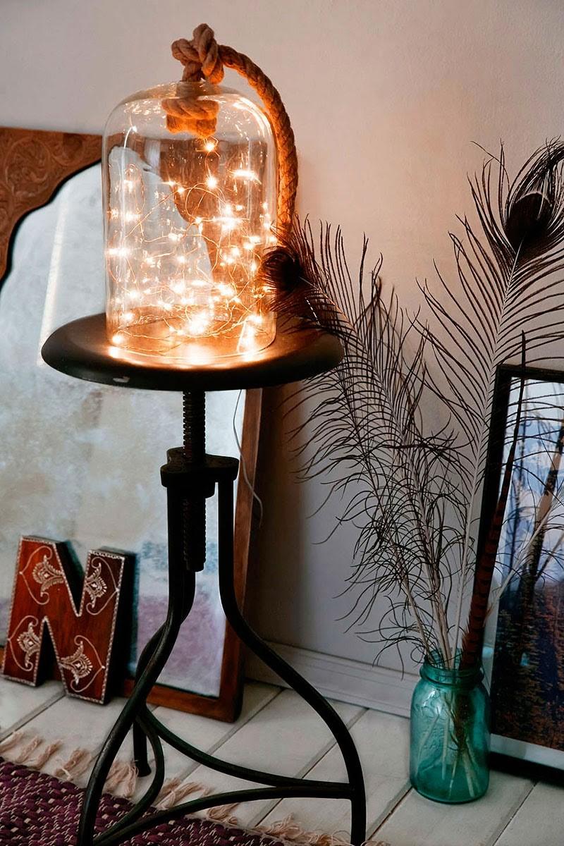 As puedes decorar gracias a la iluminaci n tu hogar en for Decoracion iluminacion
